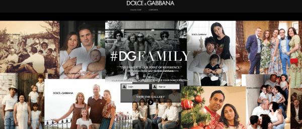 Visual Storytelling - DGFamily