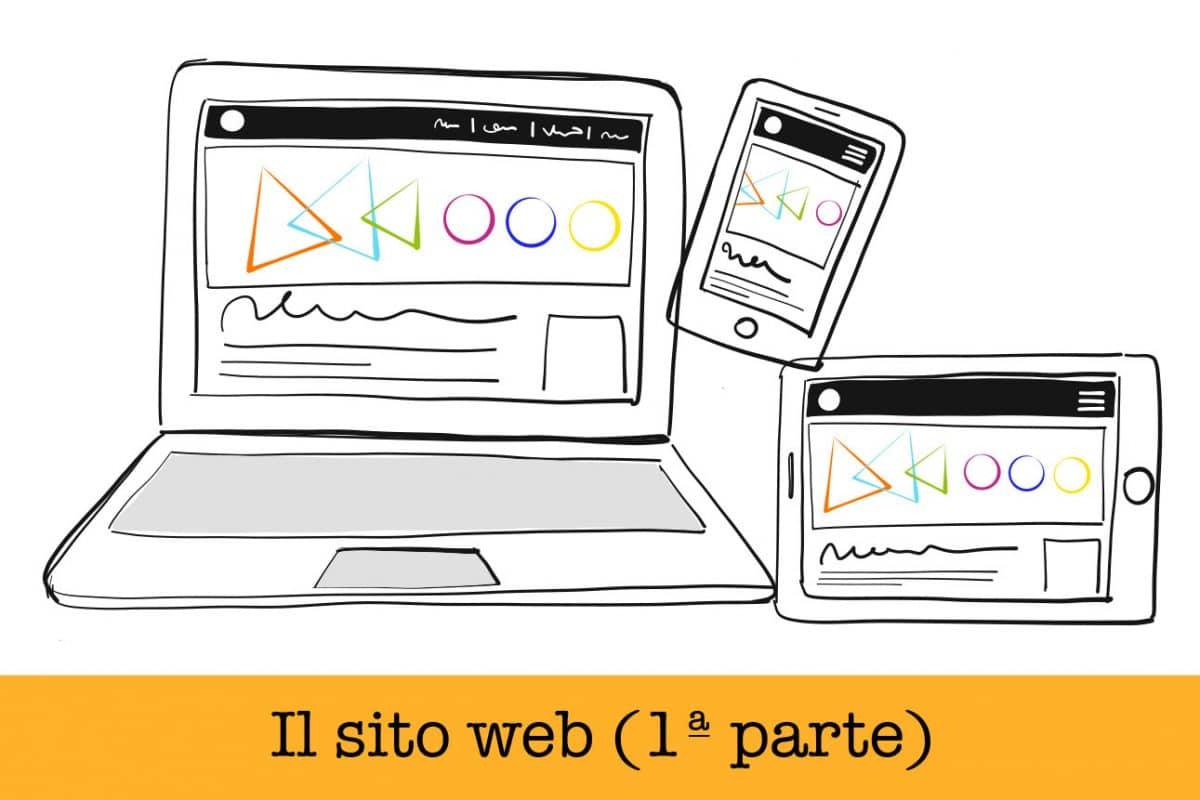 Nel web design le dimensioni contano