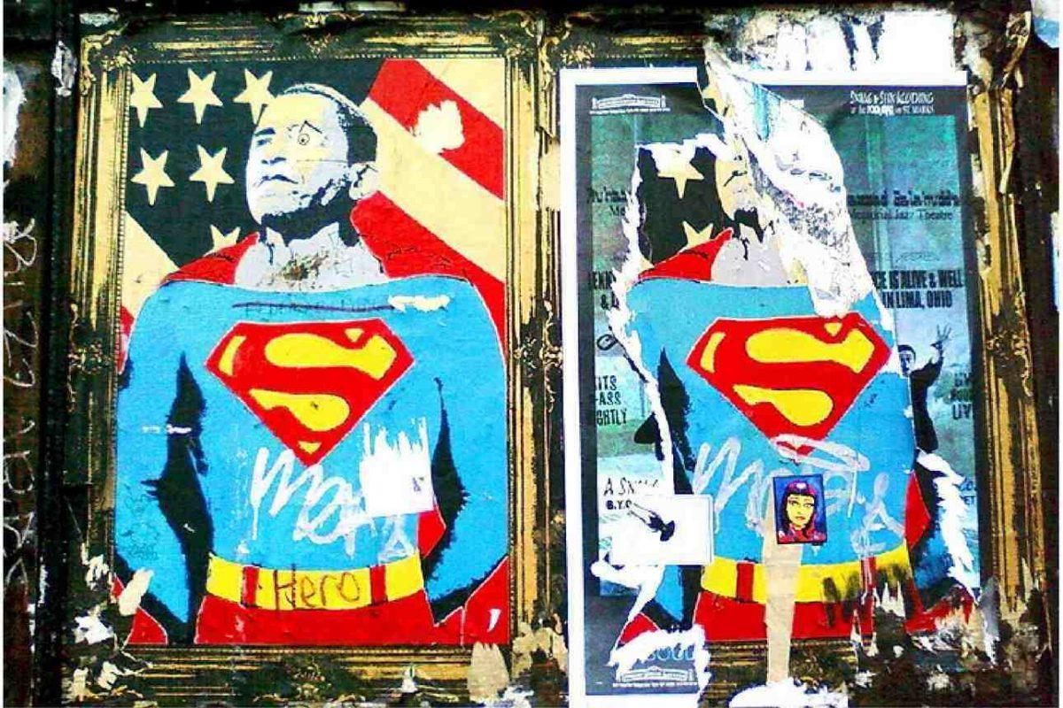 """Super eroi"" moderni: dov'è finita l'etica"