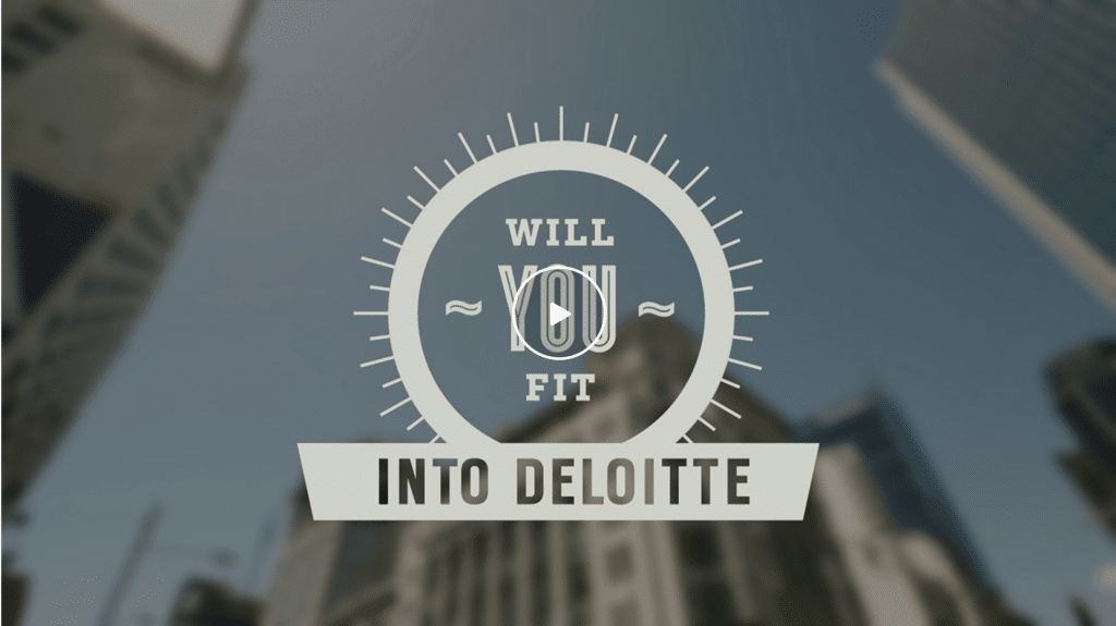 Will you fit in deloitte?