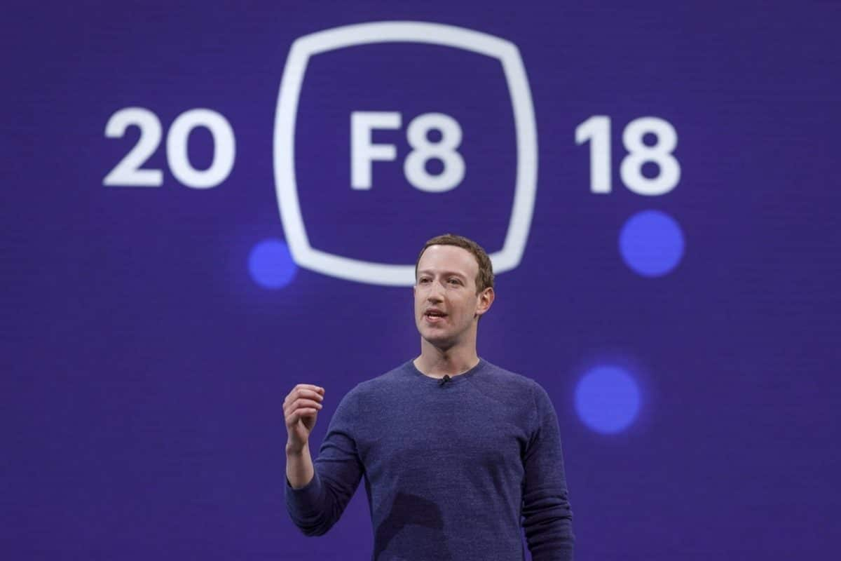 "Facebook F8 2018: ""We will keep building"""